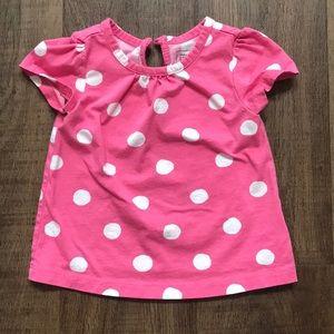 Baby GAP short sleeve top